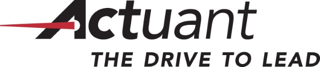 Actuant Drive to Lead Logo