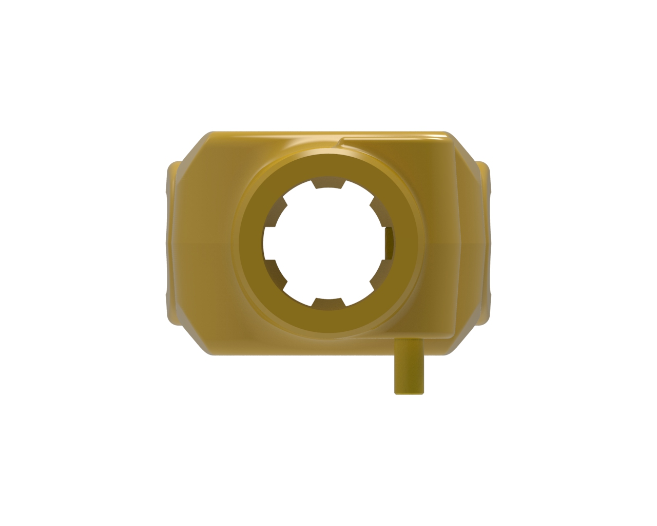 New Quick Disconnect Yoke for Universal Products 102-8406