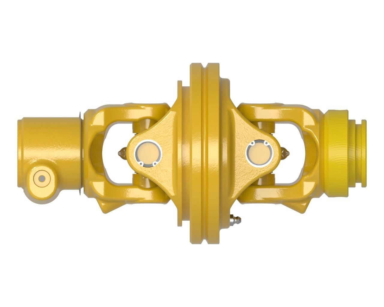 aw21-80 series cv wide angle universal joint